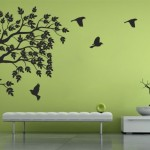 Birds and Branch Sticker