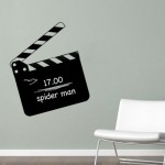 Cinema Chalkboard Sticker