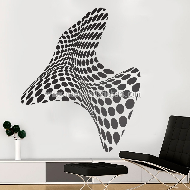 3d wall art decor sticker & 3D Wall Art - Moonwallstickers.com