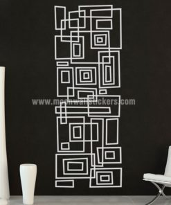 Deco-pattern-wall-sticker