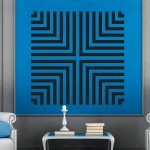 lines-squares-wall-stickers-op-art-decor