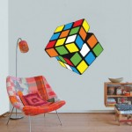 Rubik´s Cube Sticker
