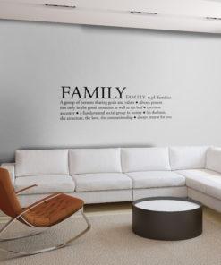 Portrait Details about  /Team Doreen Family Legend Lifetime Member Sticker