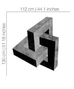 Impossible Block Cement - Dimensions