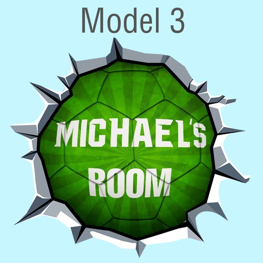 Custom-soccer-ball-Model-3-Green