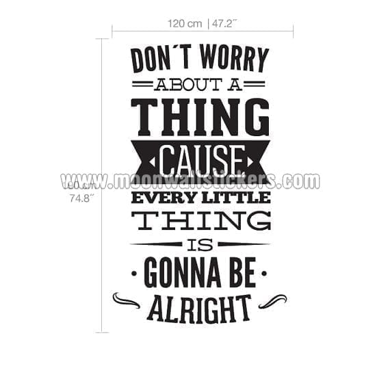 Dont Worry Lyrics Song Download