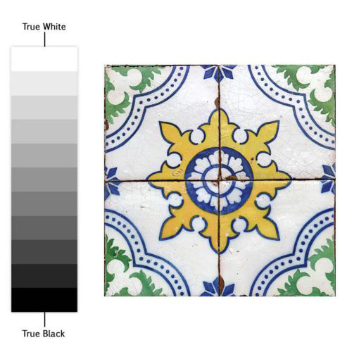 Hydraulic Tiles Stickers - Color Spectrum