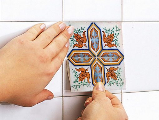 Portuguese Tiles Azulejos - Apply