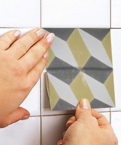 Sintra Tiles Stickers - Apply