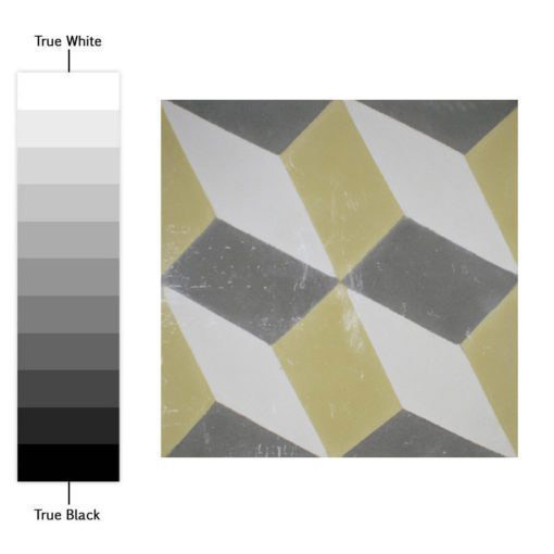 Sintra Tiles Stickers - Color Spectrum