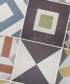 Sintra Tiles Stickers - Detail