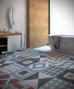 Sintra Tiles Stickers - Floor 1