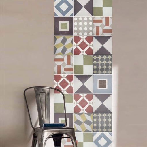 Sintra Tiles Stickers - Wall