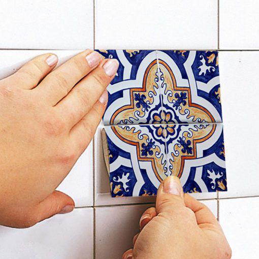 Tiles for Bathroom or Tiles for Kitchen - Apply
