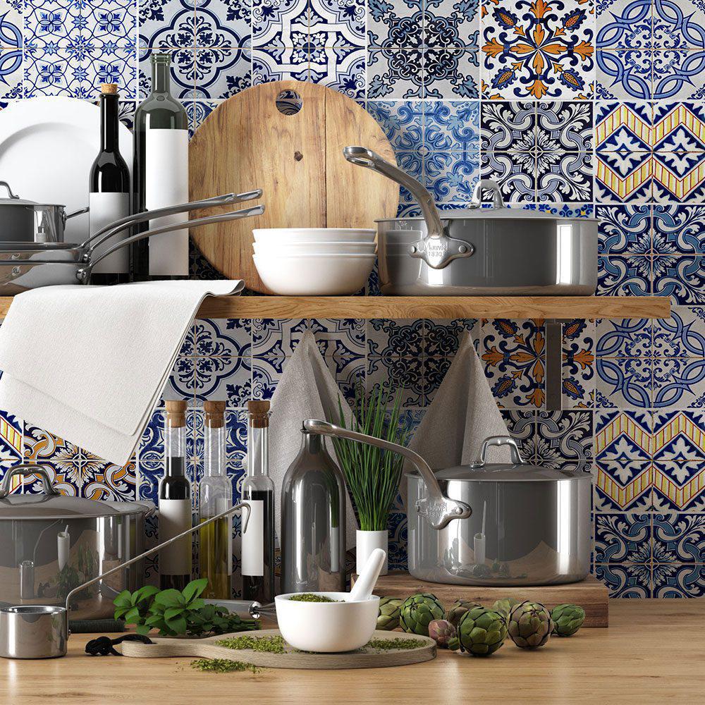 Tiles for Bathroom or Tiles for Kitchen (Pack of 32)