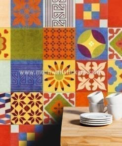 Talavera Tiles Stickers