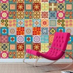 Tile Patchwork Stickers