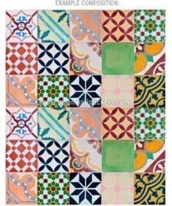 Tiles Stickers