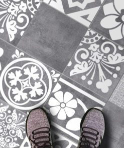 Luxury Tiles Stickers - Floor