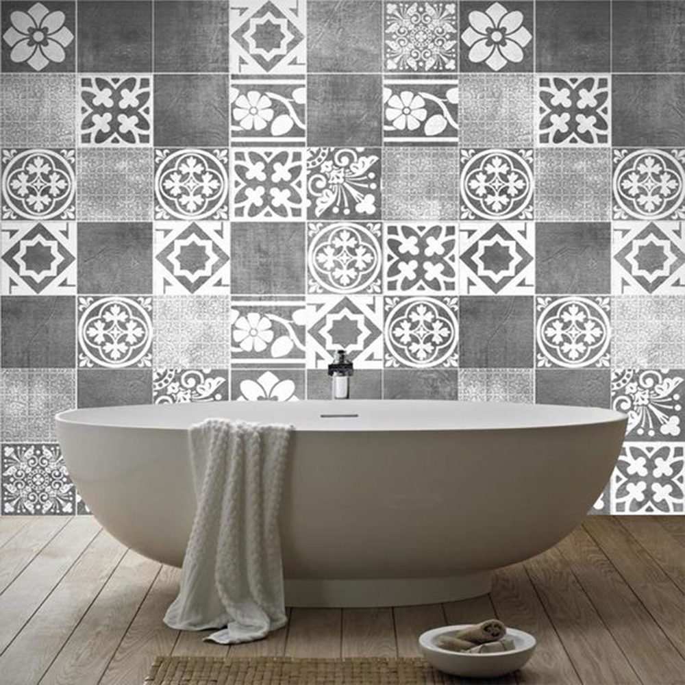 Luxury Tiles Stickers   Wall 1