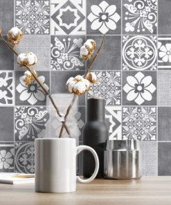 Luxury Tiles Stickers - Wall