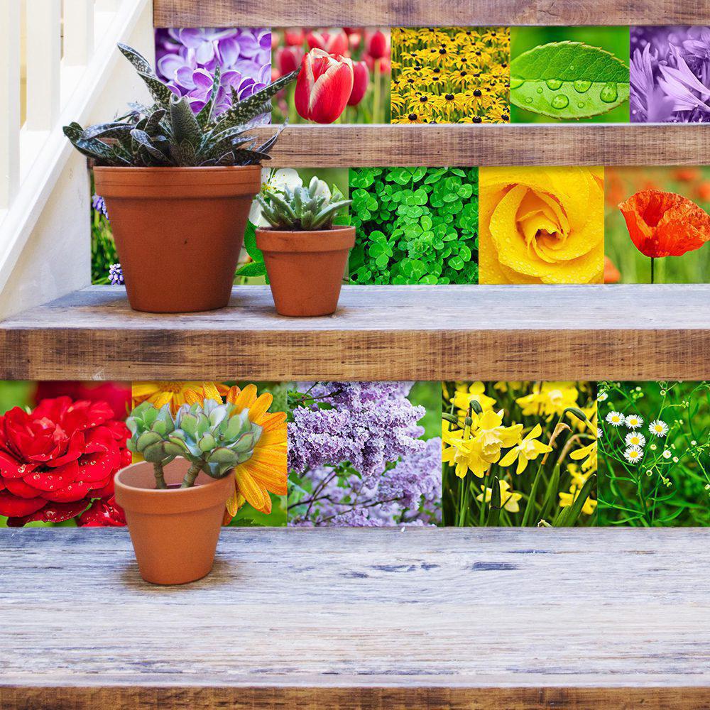 wandtattoo farbe natur aufkleber f r fliesen pack mit 49. Black Bedroom Furniture Sets. Home Design Ideas