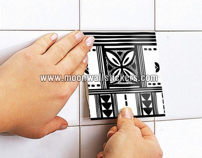 D mozaïek tegel stickers diy keuken badkamer vinyl taille behang