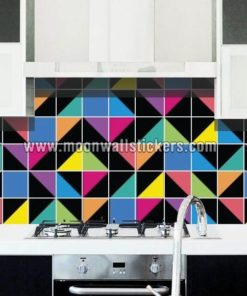 Geometric Stickers for Tiles