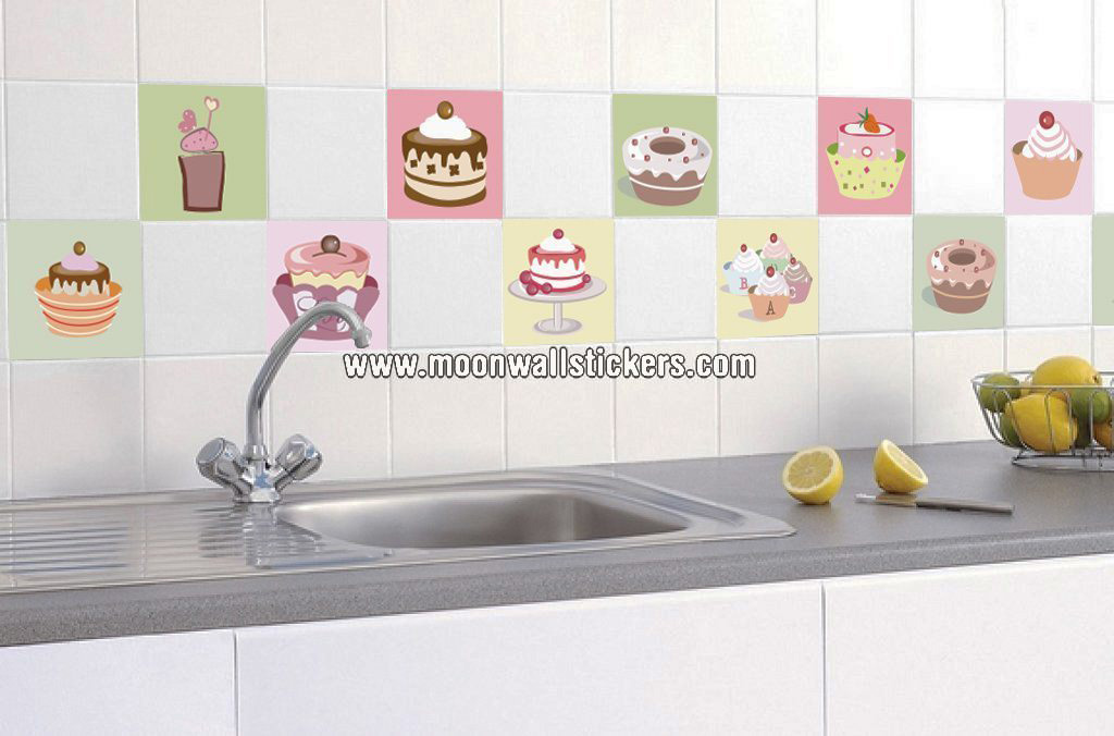 Kitchen Backsplash Decals Home Depot