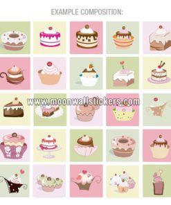 kitchen-tile-stickers-cake
