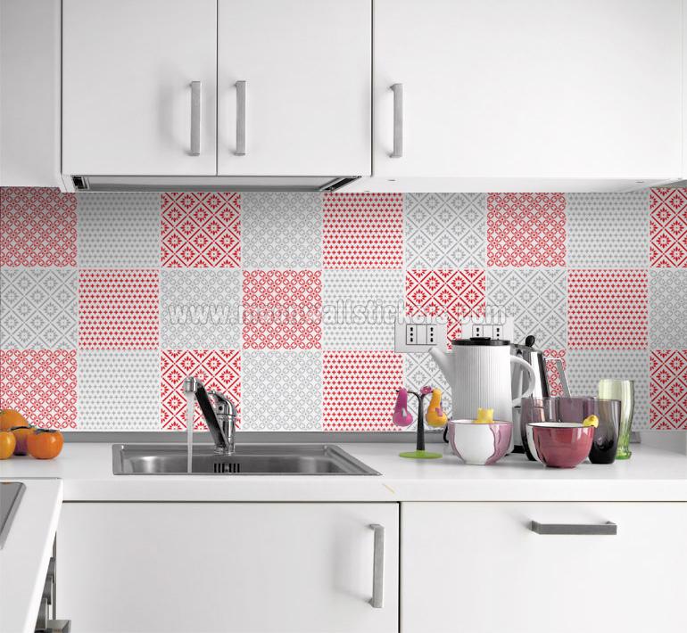 Genial vinilos azulejos cocina galer a de im genes - Pegatinas para cocinas ...