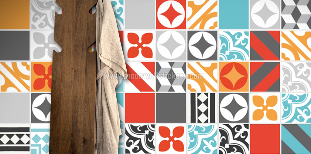 Stickers To Cover Tiles Color Life