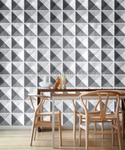 Geometric Stone stickers for tiles