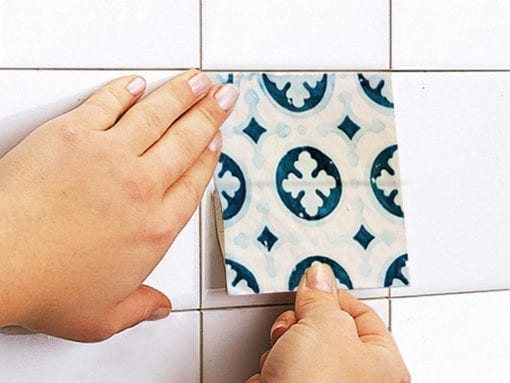 Traditional Spanish Tiles - Apply