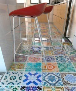 Traditional Spanish Tiles - Floor