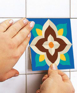 Traditional Talavera Stickers - Apply