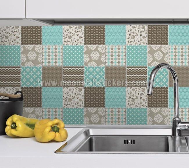 adesivi per piastrelle - Mattonelle Adesive Per Cucina