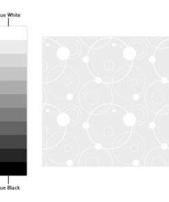 Tiles Stickers Yellow Gray - Color Spectrum