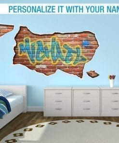 Personalized Graffiti - Custom Name