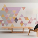 Geometric Triangles Pastel Featured