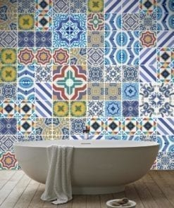 Royal Traditional Tile Decals