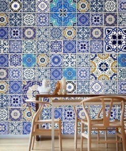 Talavera Traditional Tile Decals