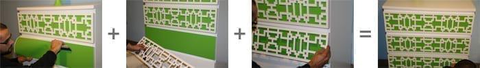 Vinile colore di sfondo per Smart Layers