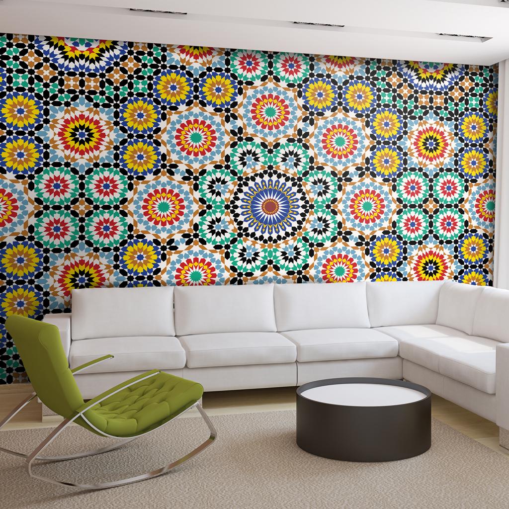 Pannelli Rivestimento Cucina Ikea marocchino rivestimento pareti - moonwallstickers