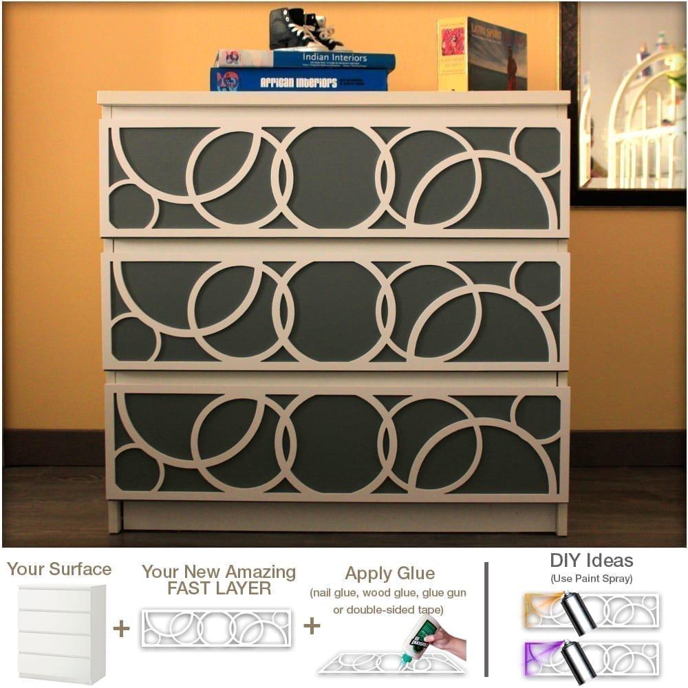 Ikea Hacks Fretwork Spheres  Moonwallstickerscom