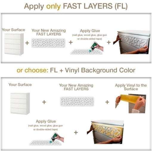 How to Apply Fast Layers
