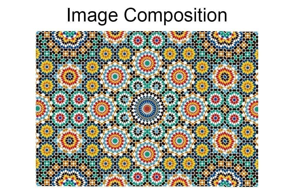 moroccan pattern wall art moonwallstickers com wall mural moroccan wall decoration marrakech