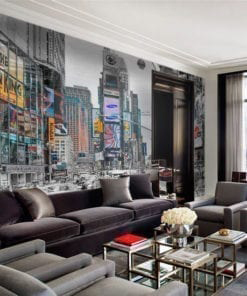 New York Lights Wall Art