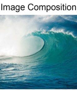 Wave Wall Mural Composition