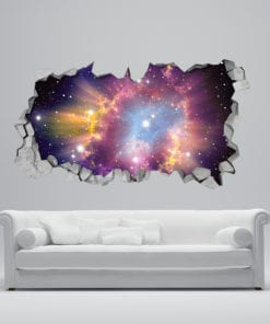 Cosmic Broken Wall 3D